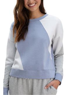 Splendid Morning Star Colorblock Sweatshirt