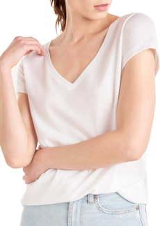 Splendid Recycled Blend V-Neck T-Shirt