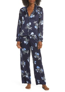 Splendid Satin Pajamas