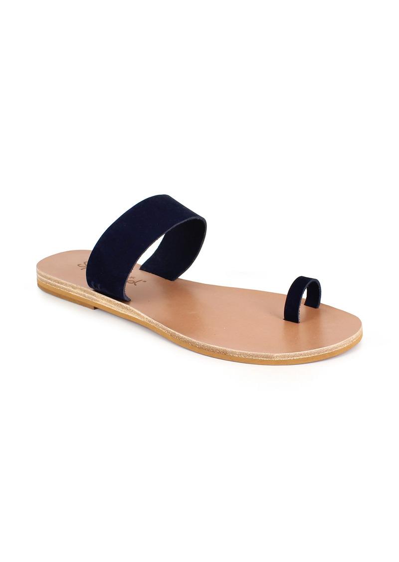 Women's Splendid Serenity Toe Loop Slide Sandal