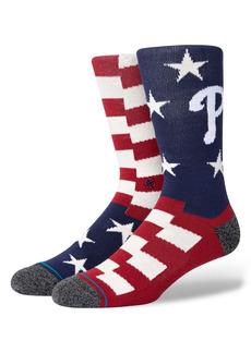 Stance Brigade Philadelphia Phillies Crew Socks