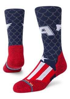 Stance Captain America Socks