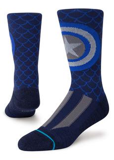 Stance Captain Athletic Crew Socks