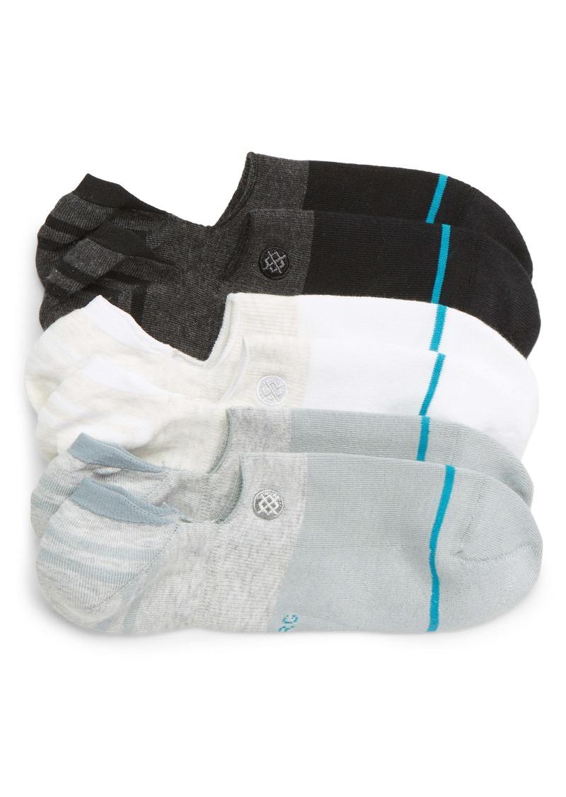Stance Gamut 3-Pack No-Show Socks