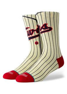 Stance Minnesota Twins Alt Jersey Socks