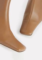STAUD Eva Leather Booties