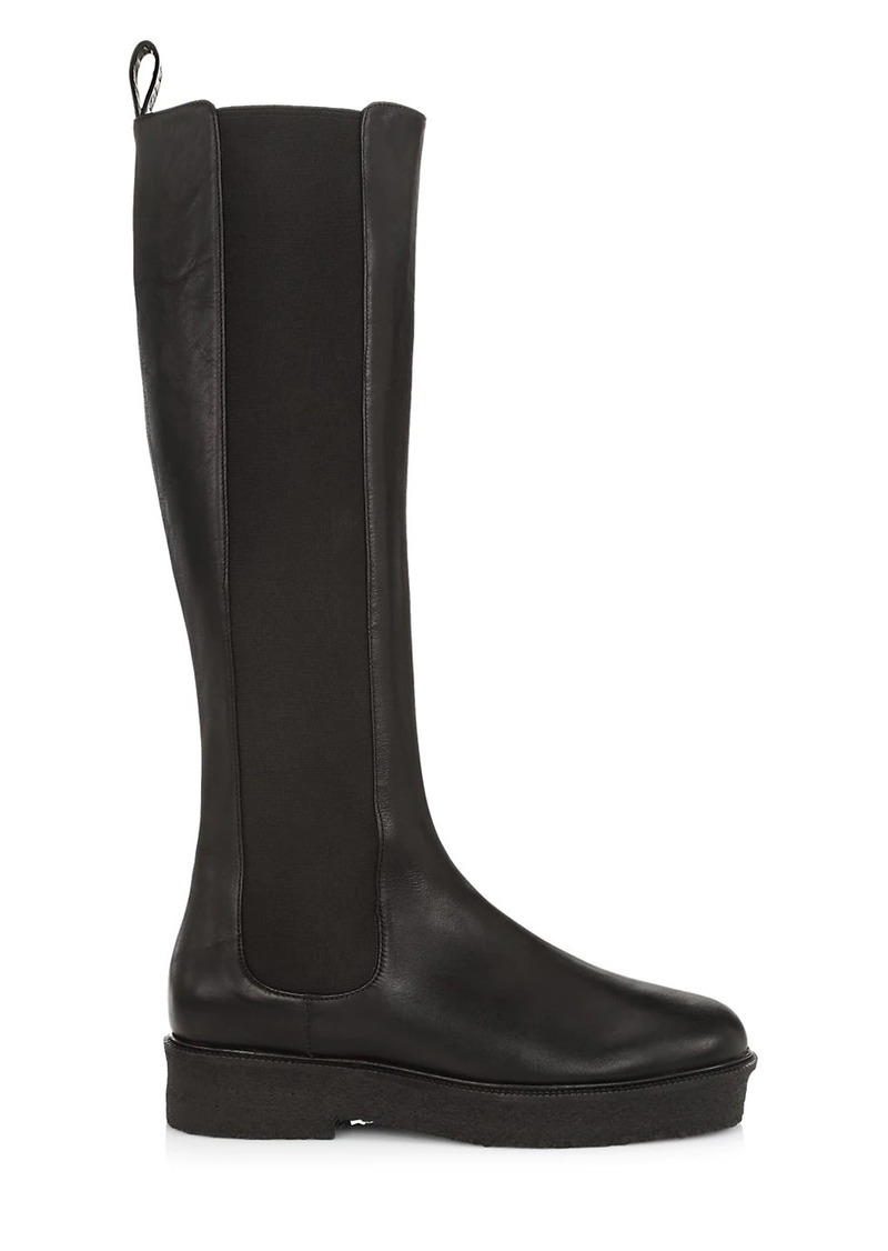 STAUD Palamino Leather Tall Boots
