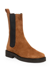 STAUD Palamino Suede Chelsea Boots