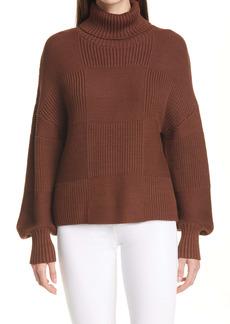 STAUD Benny Turtleneck Sweater