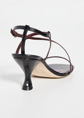 STAUD Gita Chain Sandals