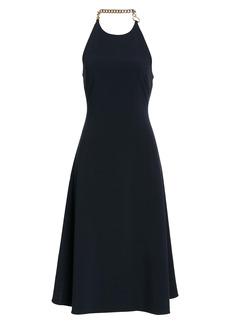 Staud Halter Neck Dress