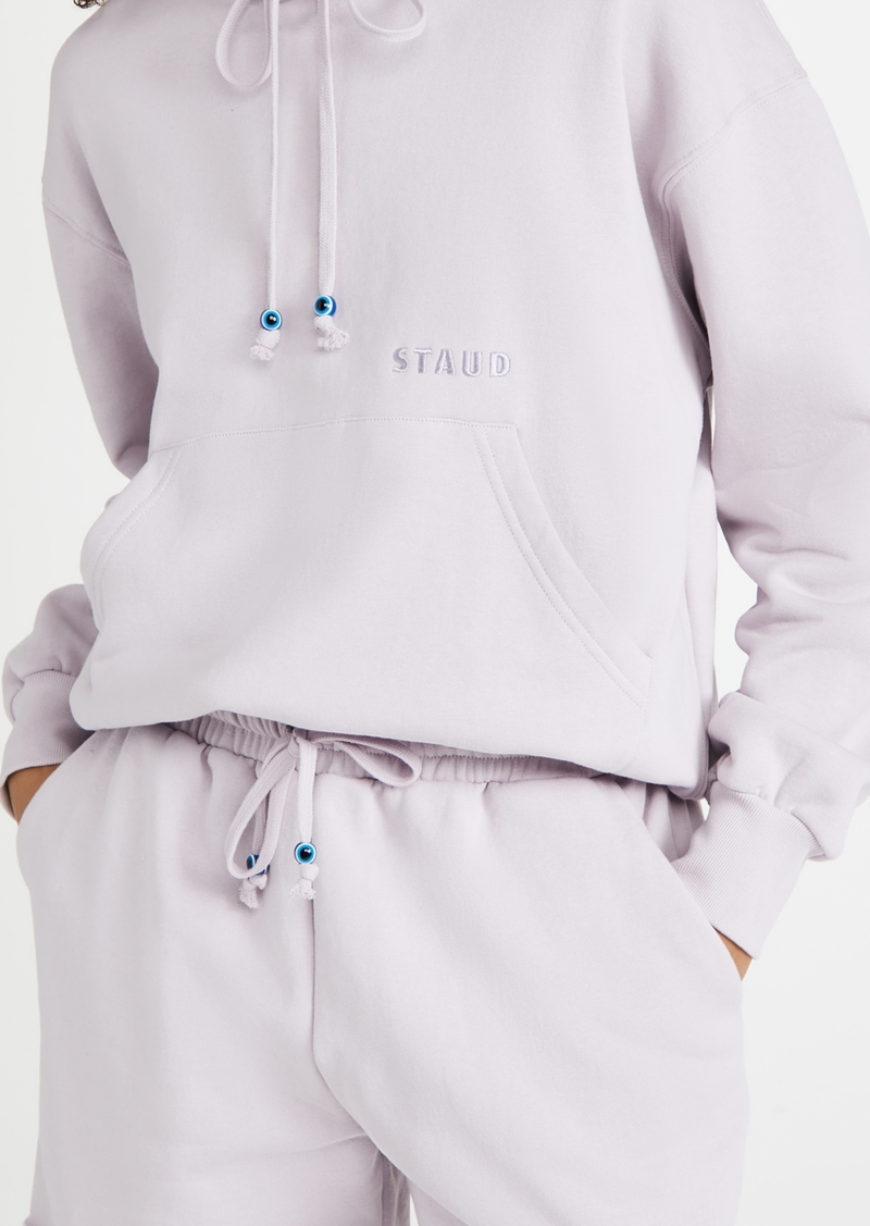 STAUD Hooded Sweatshirt