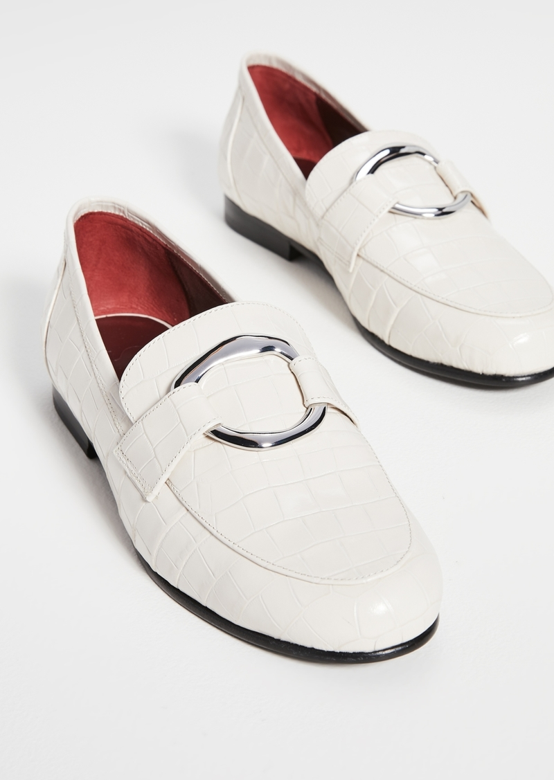 STAUD Juju Loafers