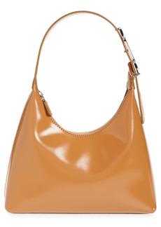 STAUD Scotty Leather Top Handle Bag