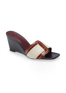 STAUD Sylvie Wedge Sandal (Women)