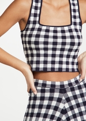 STAUD Trail Cropped Top