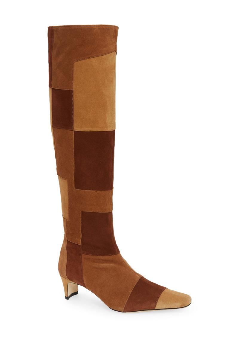 STAUD Wally Knee High Boot (Women)