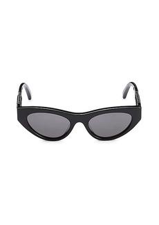Stella McCartney 49MM Cat Eye Core Sunglasses