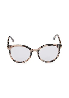 Stella McCartney 49MM Core Round Optical Glasses