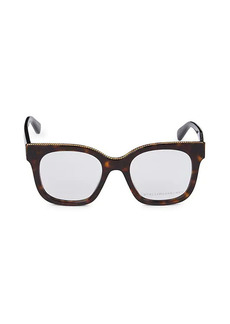 Stella McCartney 49MM Square Core Optical Glasses