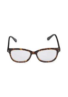 Stella McCartney 50MM Rectangular Optical Glasses