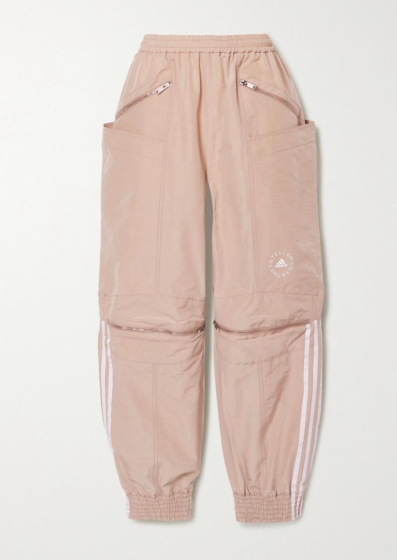 Stella McCartney Adidas Originals Striped Shell Track Pants