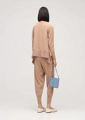 Stella McCartney Cashmere & Wool Pants