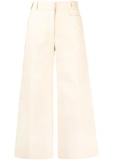 Stella McCartney Charlotte Skin Free Skin culotte trousers