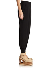 Stella McCartney Cuffed Harem Pants