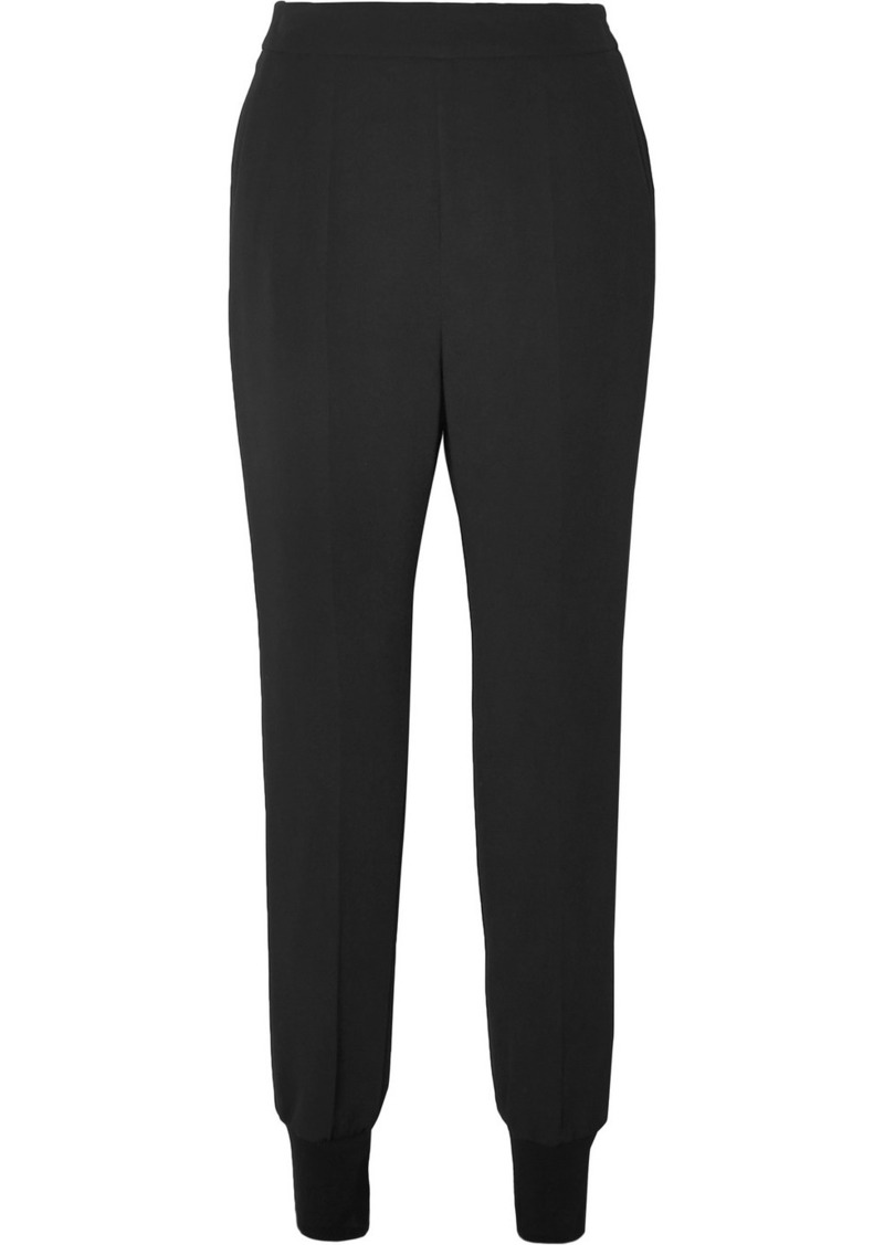Stella McCartney Net Sustain Julia Stretch-cady Track Pants