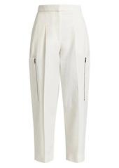 Stella McCartney Karla Compact Cropped Trousers
