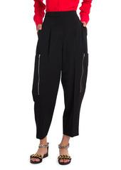 Stella McCartney Liv Wool Twill Tailored Trousers