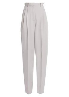 Stella McCartney Louise Wool Twill Tailored Trousers