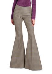 Stella McCartney Mona Flare Wool Trousers