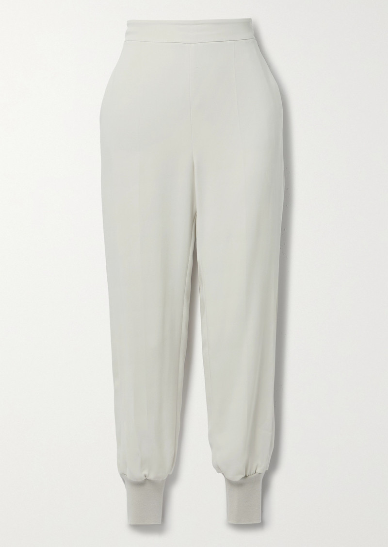 Stella McCartney Net Sustain Julia Cady Track Pants