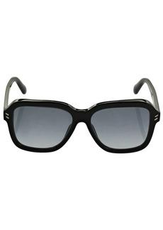 Stella McCartney Squared Acetate Sunglasses
