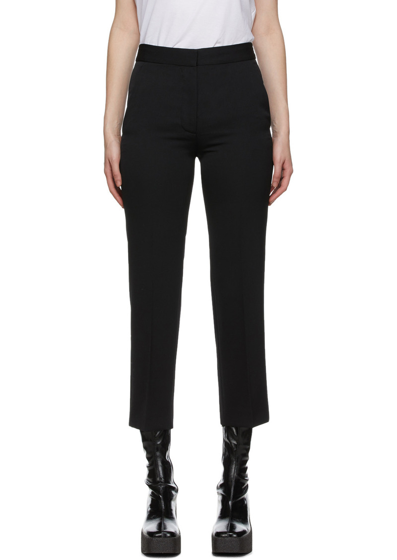 Stella McCartney Black Carlie Trousers