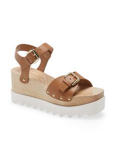 Stella McCartney Elyse Platform Sandal (Women)