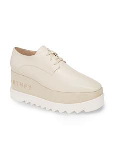 Stella McCartney Embellished Platform Wedge Sneaker (Women) (Nordstrom Exclusive)