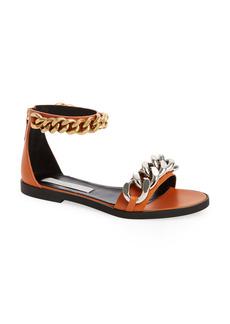 Stella McCartney Falabella Chain Sandal (Women)