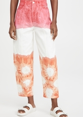 Stella McCartney Fluo Wash Trousers