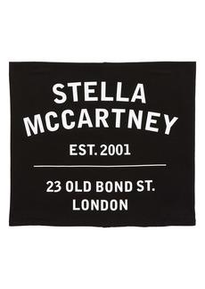 Stella McCartney 23 OBS Logo Cotton Gaiter