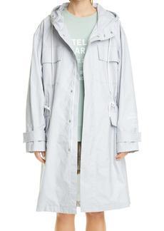 Stella McCartney Robin 23 OBS Logo Hooded Jacket