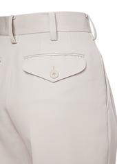 Stella McCartney Tailored Wool Twill Pants