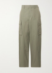 Stella McCartney Twill Straight-leg Pants