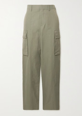 Stella McCartney Twill Straight-leg Pants