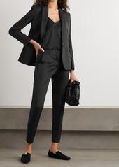 Stella McCartney Vivian Wool Straight-leg Pants