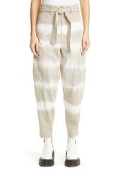 Women's Stella Mccartney Bamboo Safari Tie Dye Pants