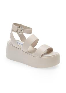 Steve Madden Bay Platform Sandal (Women)