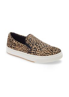 Steve Madden Coulter Genuine Calf Hair Slip-On Sneaker (Women)